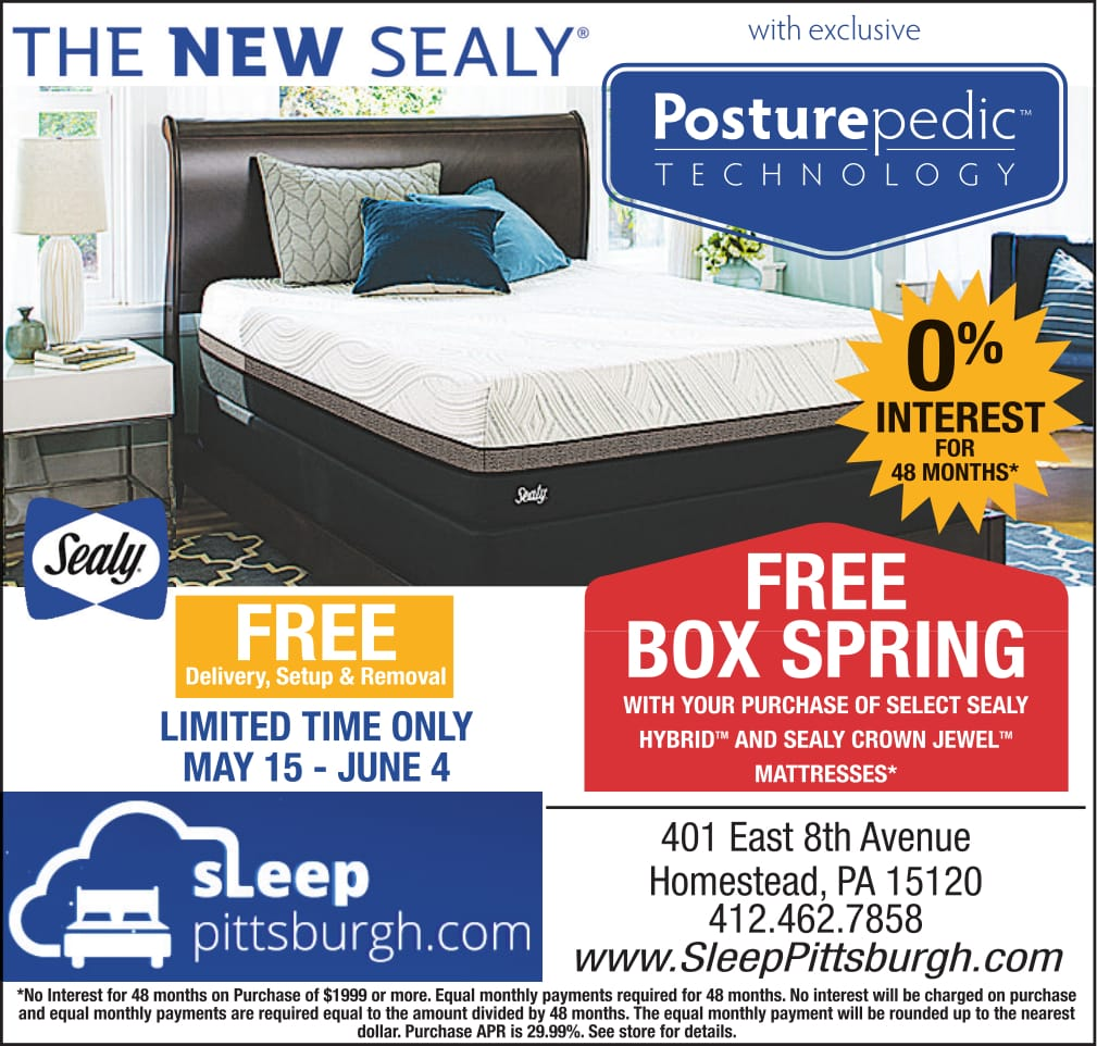 sleep pittsburgh memorial day mattress sale sealy