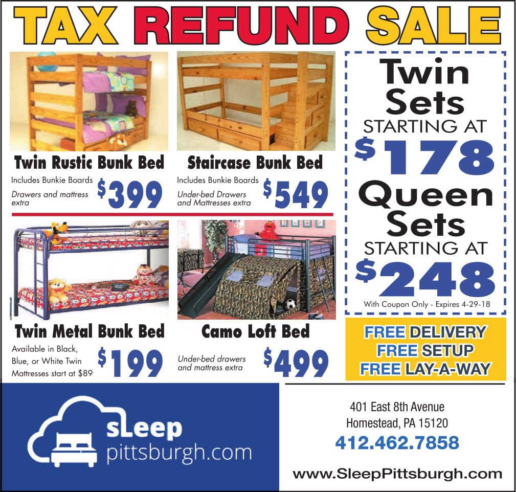 bunk bed sale