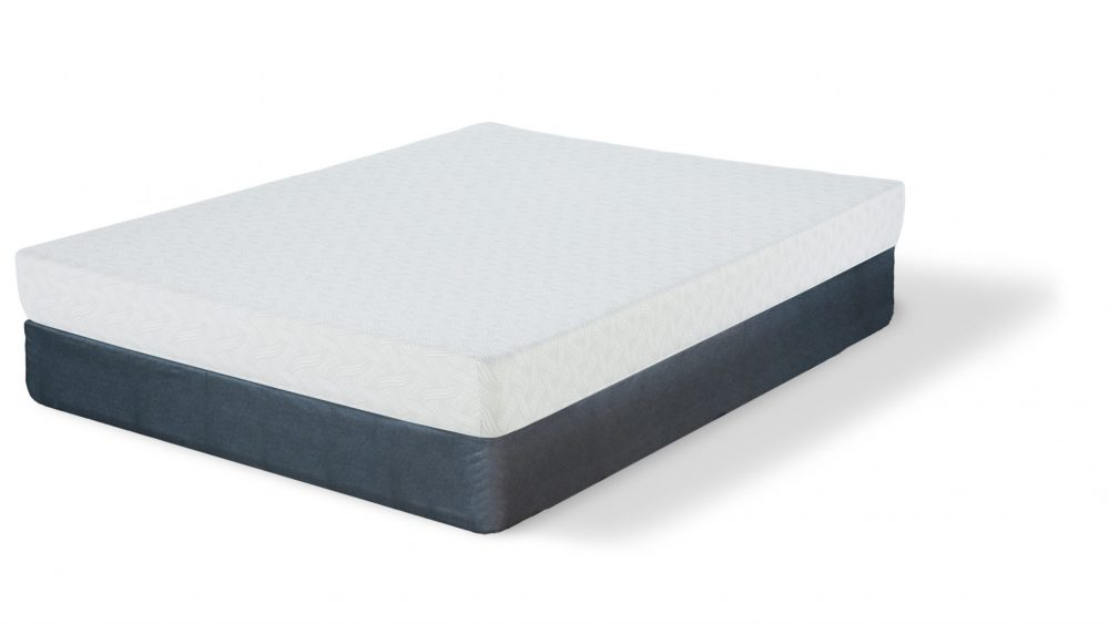 Serta Dreamhaven Shadowmoss Queen Mattress and Boxspring Closeouts in Pittsburgh