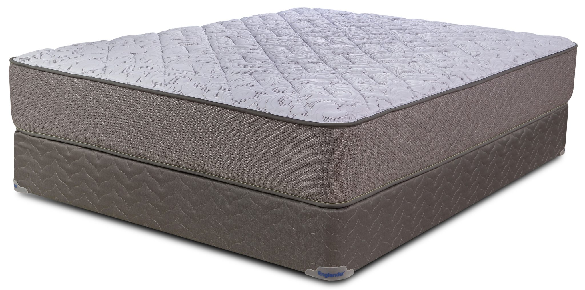 Englader Naples Firm Full Mattress and Boxspring Closeouts in Pittsburgh