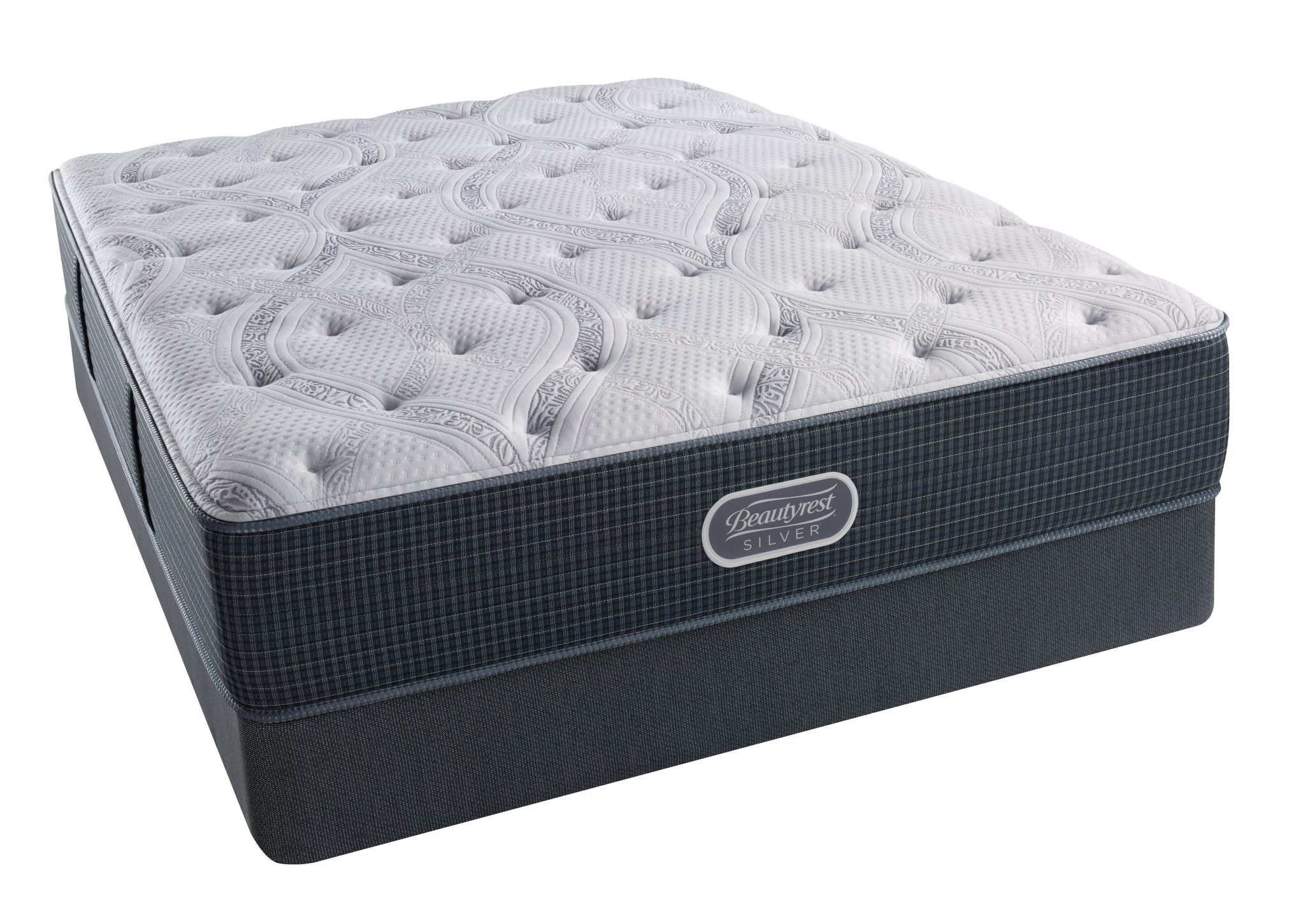 Beautyrest North Cape Luxury Firm Queen Mattress & Boxspring Closeouts in Pittsburgh