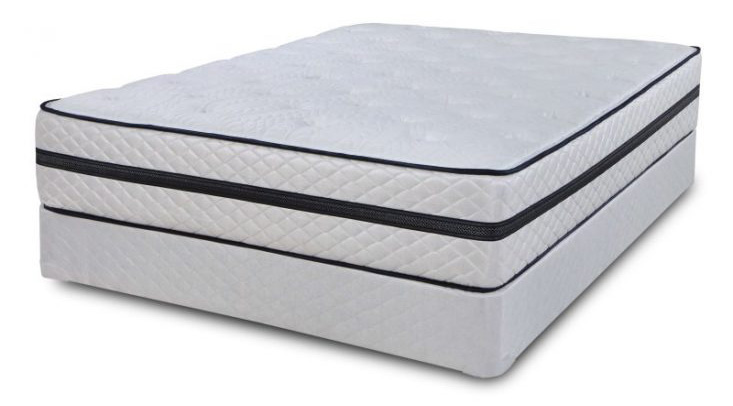 Symbol Heartland Firm Twin Mattress & Boxspring Closeouts in Pittsburgh