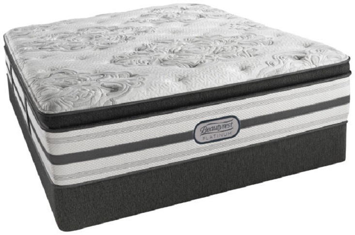 Beautyrest Sunchaser Luxury Firm Pillow Top Queen Mattress Set Closeouts in Pittsburgh