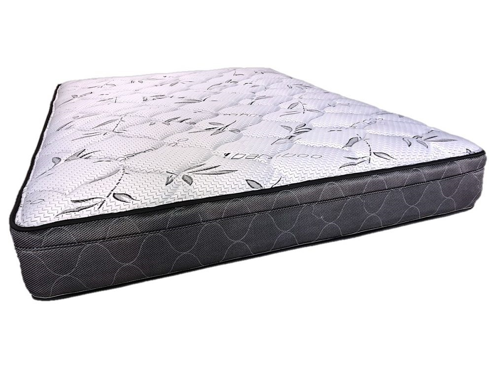 Symbol Bamboo Black Twin Mattress and Boxspring Closeouts in Pittsburgh
