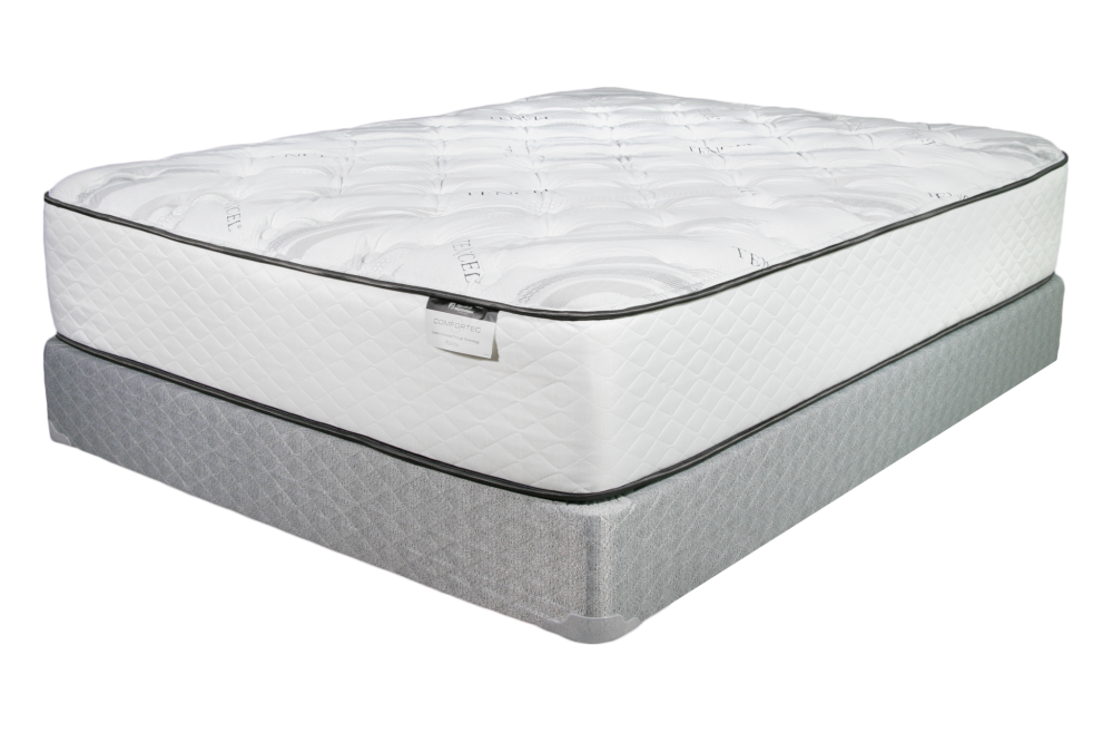 Symbol Azure Plush or Firm Full Mattress and Boxspring Closeouts in Pittsburgh