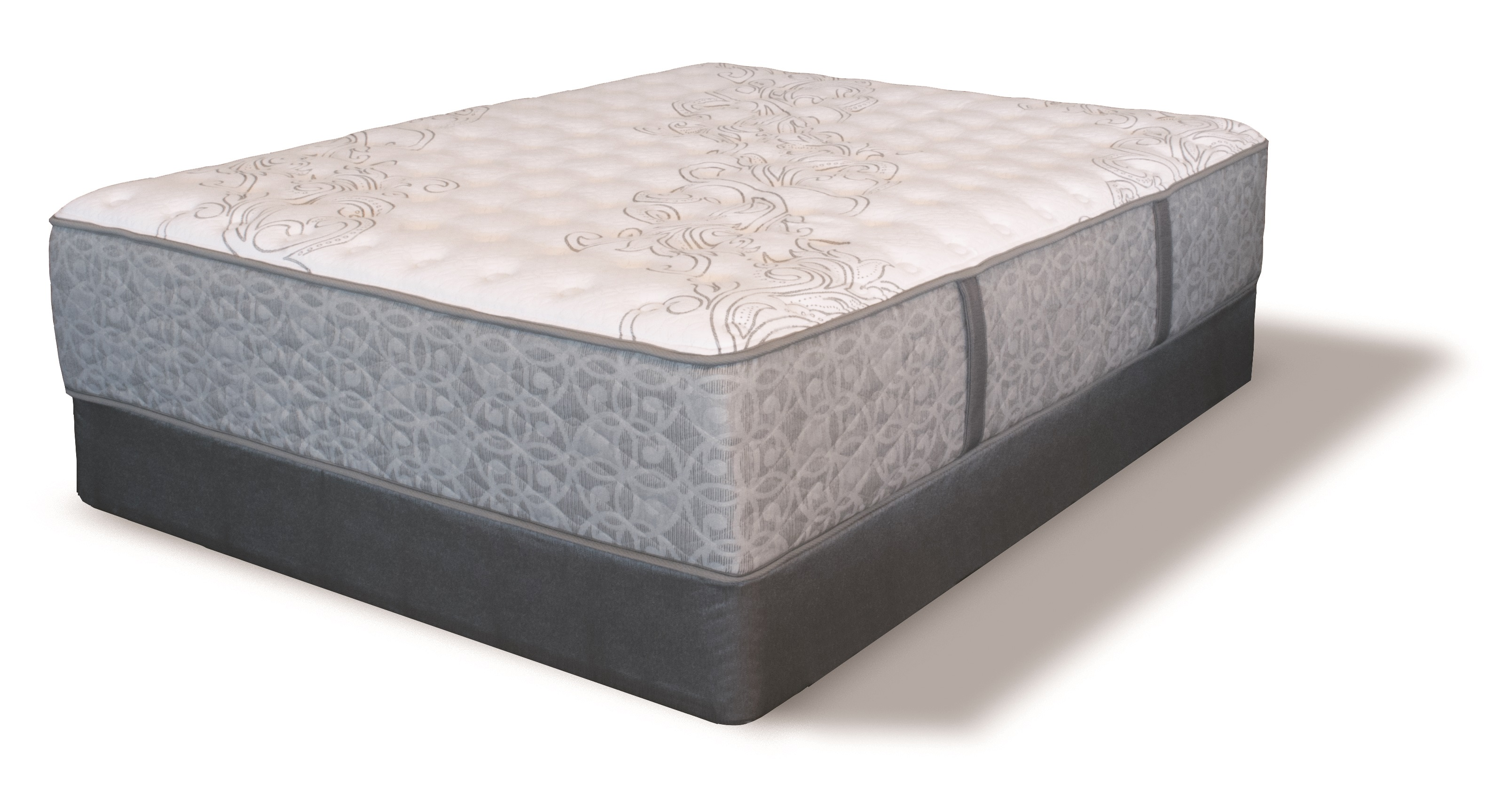 Serta Whispering Pines Firm Queen Mattress and Boxspring Closeouts in Pittsburgh
