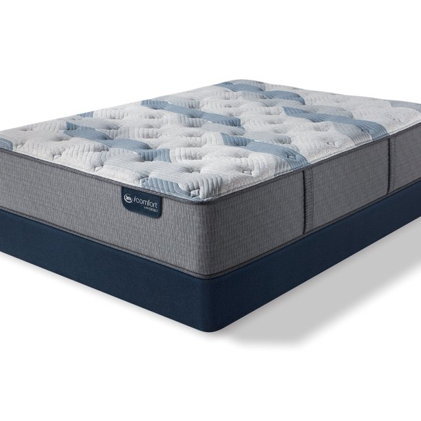 Serta iComfort Blue Fusion 100 Firm Queen Closeouts in Pittsburgh